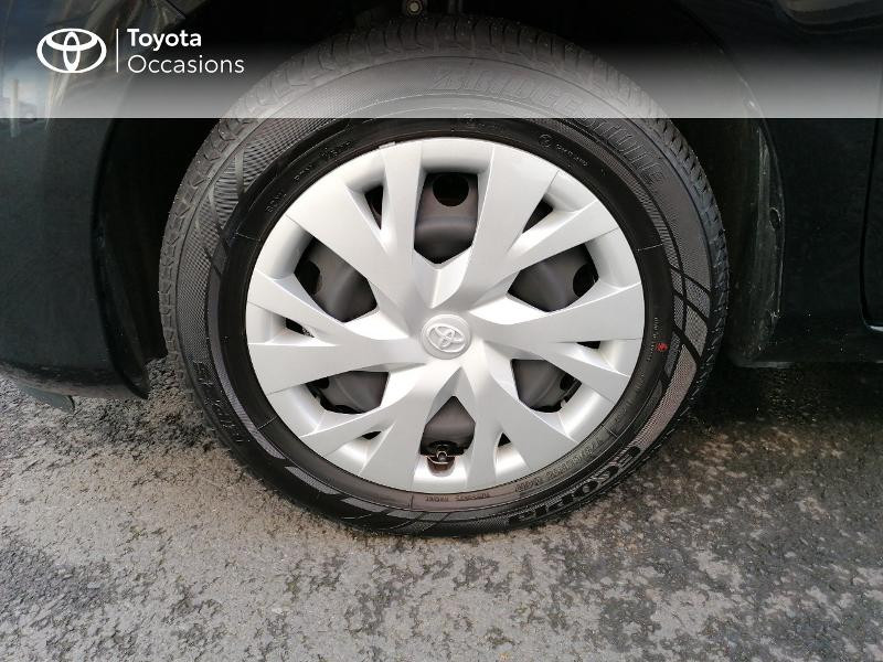 Photo 16 de l'offre de TOYOTA Yaris 70 VVT-i France Connect 5p RC19 à 11500€ chez Rizzon Auto - Toyota St Brieuc