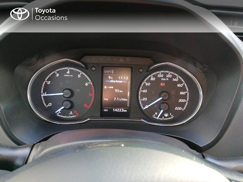 Photo 14 de l'offre de TOYOTA Yaris 70 VVT-i France Connect 5p RC19 à 11500€ chez Rizzon Auto - Toyota St Brieuc