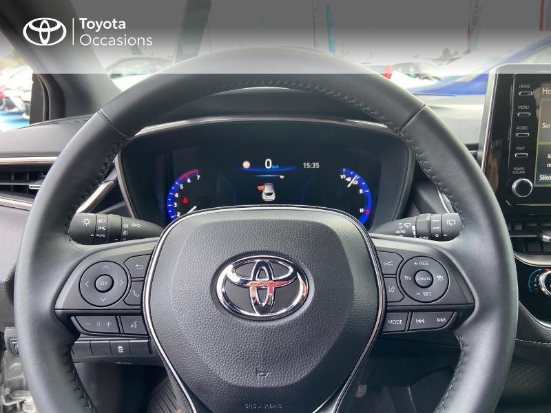 Photo 13 de l'offre de TOYOTA Corolla 122h Design MY20 à 23990€ chez Rizzon Auto - Toyota St Brieuc