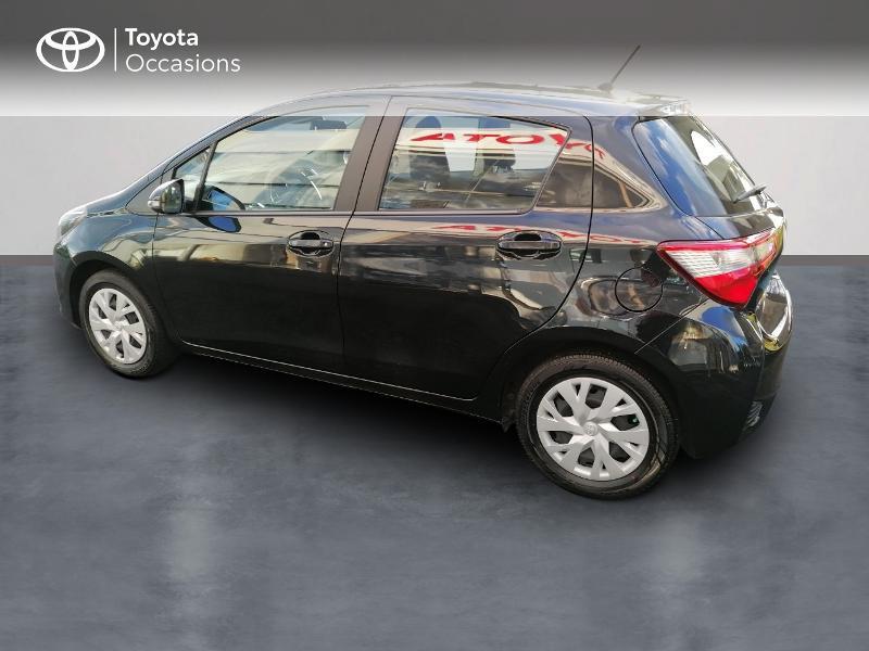 Photo 2 de l'offre de TOYOTA Yaris 70 VVT-i France Connect 5p RC19 à 11500€ chez Rizzon Auto - Toyota St Brieuc