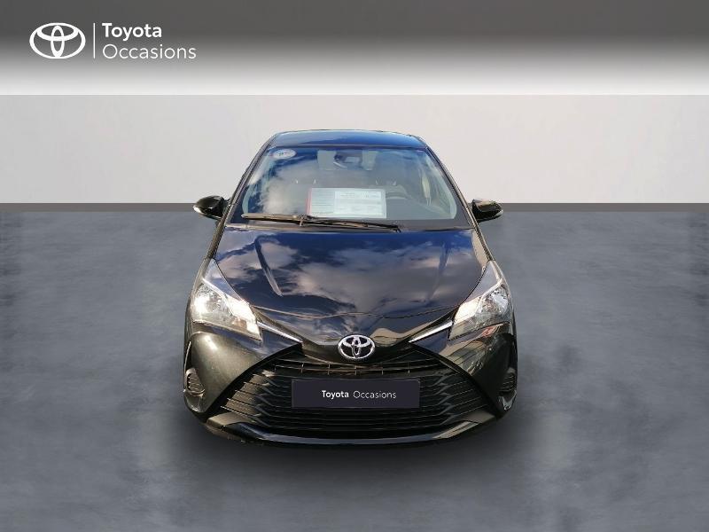 Photo 5 de l'offre de TOYOTA Yaris 70 VVT-i France Connect 5p RC19 à 11500€ chez Rizzon Auto - Toyota St Brieuc