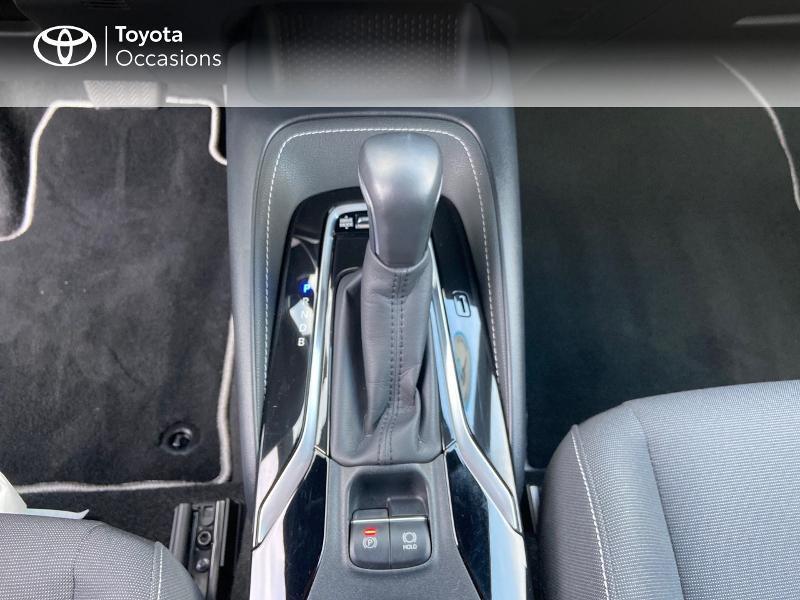 Photo 23 de l'offre de TOYOTA Corolla 122h Design MY20 à 23990€ chez Rizzon Auto - Toyota St Brieuc