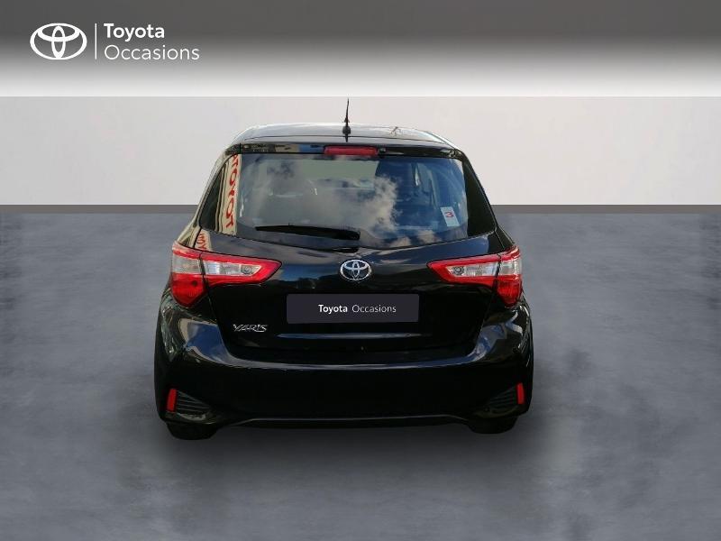 Photo 4 de l'offre de TOYOTA Yaris 70 VVT-i France Connect 5p RC19 à 11500€ chez Rizzon Auto - Toyota St Brieuc