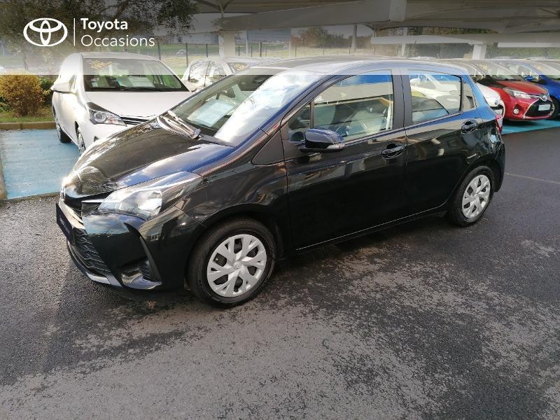 Photo 17 de l'offre de TOYOTA Yaris 70 VVT-i France Connect 5p RC19 à 11500€ chez Rizzon Auto - Toyota St Brieuc