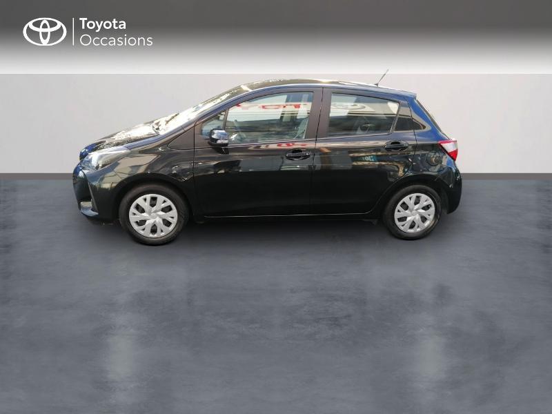 Photo 3 de l'offre de TOYOTA Yaris 70 VVT-i France Connect 5p RC19 à 11500€ chez Rizzon Auto - Toyota St Brieuc