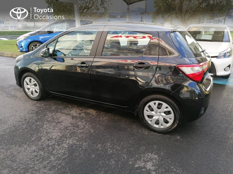 Photo 18 de l'offre de TOYOTA Yaris 70 VVT-i France Connect 5p RC19 à 11500€ chez Rizzon Auto - Toyota St Brieuc