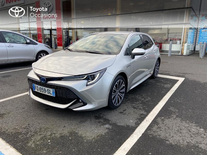 Photo 25 de l'offre de TOYOTA Corolla 122h Design MY20 à 23990€ chez Rizzon Auto - Toyota St Brieuc