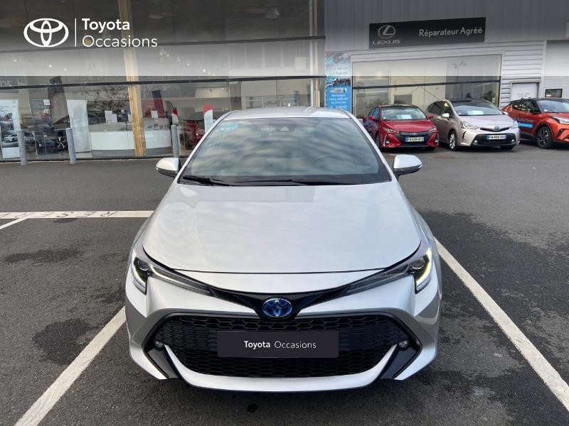 Photo 29 de l'offre de TOYOTA Corolla 122h Design MY20 à 23990€ chez Rizzon Auto - Toyota St Brieuc