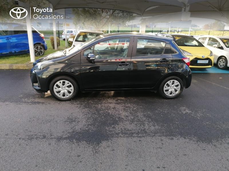 Photo 19 de l'offre de TOYOTA Yaris 70 VVT-i France Connect 5p RC19 à 11500€ chez Rizzon Auto - Toyota St Brieuc