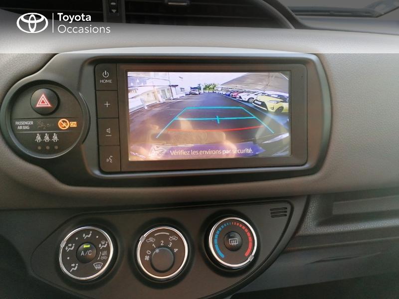 Photo 15 de l'offre de TOYOTA Yaris 70 VVT-i France Connect 5p RC19 à 11500€ chez Rizzon Auto - Toyota St Brieuc