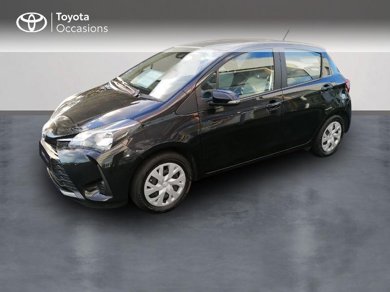 Photo 1 de l'offre de TOYOTA Yaris 70 VVT-i France Connect 5p RC19 à 11500€ chez Rizzon Auto - Toyota St Brieuc