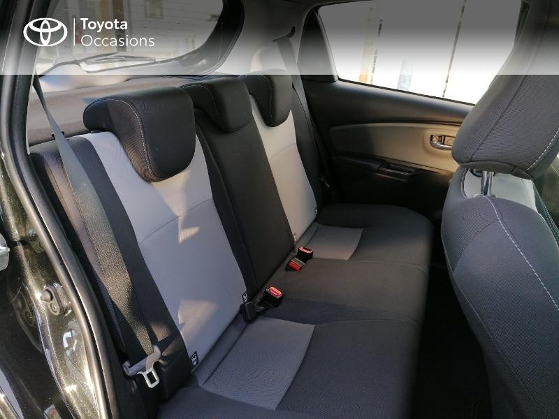 Photo 7 de l'offre de TOYOTA Yaris 70 VVT-i France Connect 5p RC19 à 11500€ chez Rizzon Auto - Toyota St Brieuc