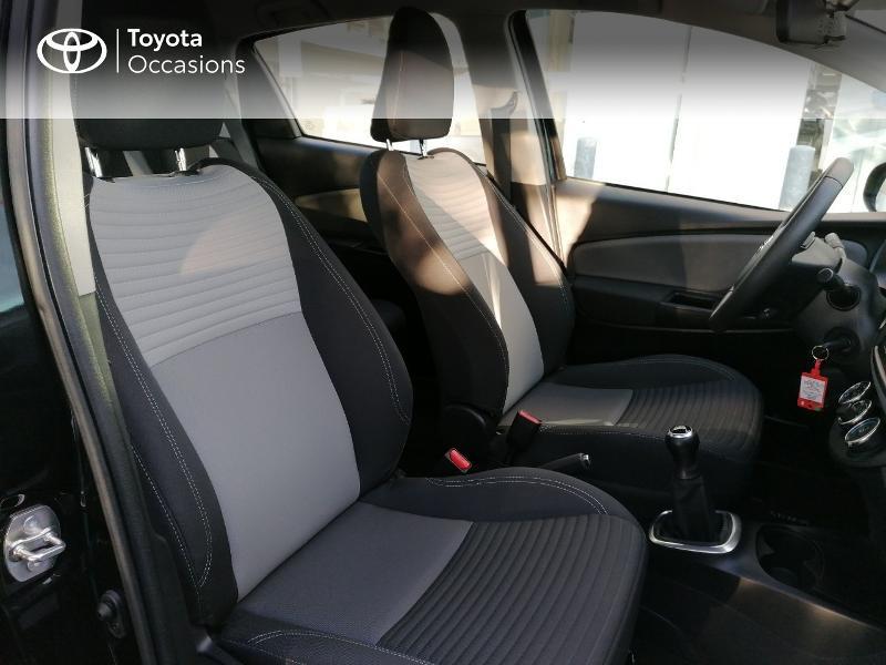 Photo 6 de l'offre de TOYOTA Yaris 70 VVT-i France Connect 5p RC19 à 11500€ chez Rizzon Auto - Toyota St Brieuc