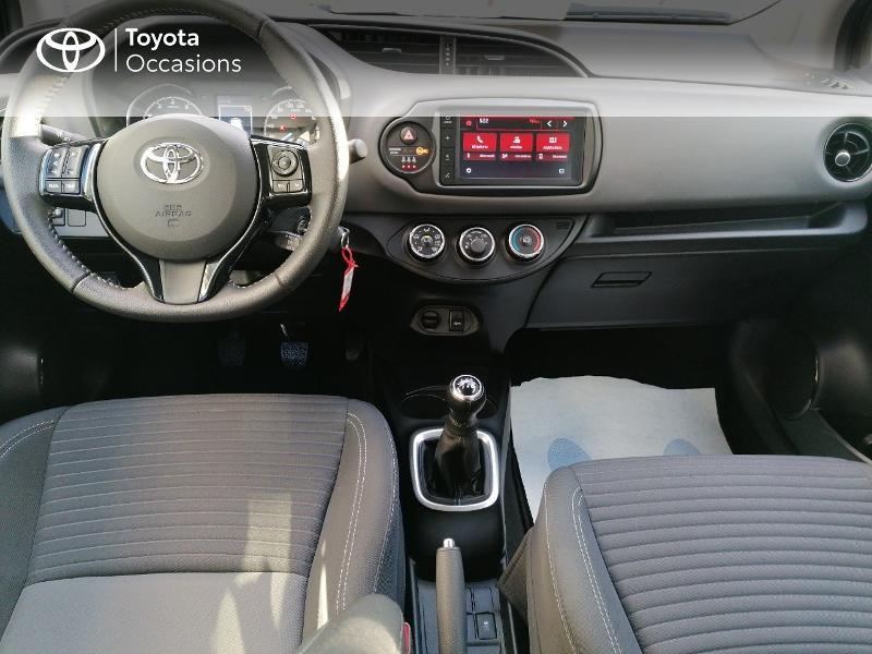 Photo 8 de l'offre de TOYOTA Yaris 70 VVT-i France Connect 5p RC19 à 11500€ chez Rizzon Auto - Toyota St Brieuc