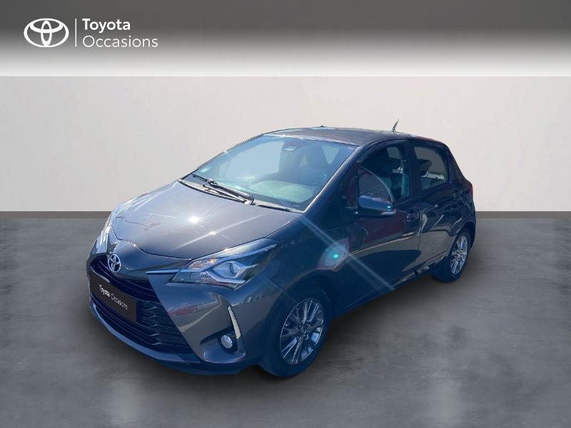 Toyota Yaris 69 VVT-i Dynamic 5p Essence Gris Foncé Métal Occasion à vendre