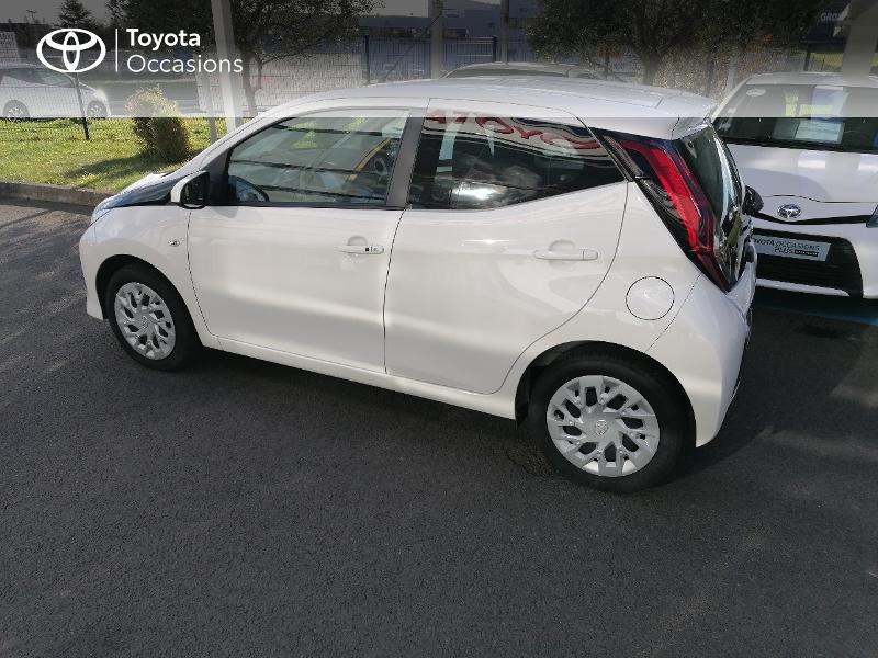 Photo 17 de l'offre de TOYOTA Aygo 1.0 VVT-i 72ch x-play 5p MY20 à 9890€ chez Rizzon Auto - Toyota St Brieuc