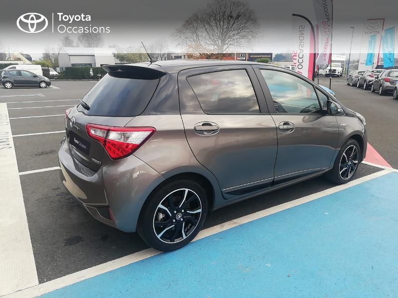 Photo 18 de l'offre de TOYOTA Yaris 100h Collection 5p à 13990€ chez Rizzon Auto - Toyota St Brieuc