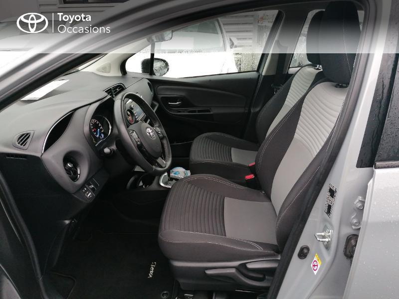 Photo 11 de l'offre de TOYOTA Yaris 100h Dynamic 5p MY19 à 13990€ chez Rizzon Auto - Toyota St Brieuc