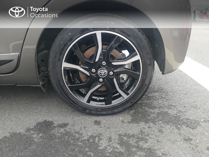 Photo 16 de l'offre de TOYOTA Yaris 100h Collection 5p à 13990€ chez Rizzon Auto - Toyota St Brieuc