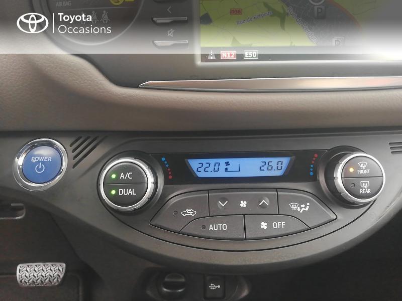 Photo 22 de l'offre de TOYOTA Yaris 100h Collection 5p à 13990€ chez Rizzon Auto - Toyota St Brieuc