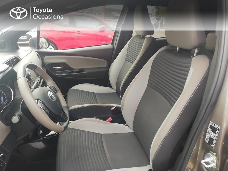 Photo 11 de l'offre de TOYOTA Yaris 100h Collection 5p à 13990€ chez Rizzon Auto - Toyota St Brieuc