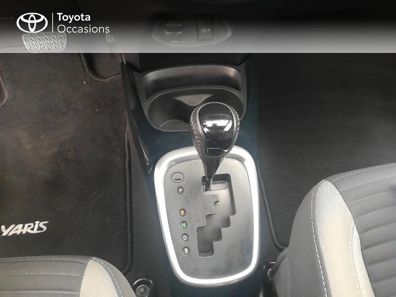 Photo 23 de l'offre de TOYOTA Yaris 100h Collection 5p à 13990€ chez Rizzon Auto - Toyota St Brieuc