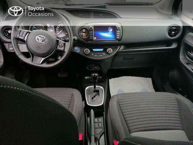 Photo 8 de l'offre de TOYOTA Yaris 100h Dynamic 5p MY19 à 13990€ chez Rizzon Auto - Toyota St Brieuc