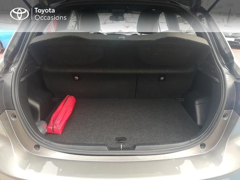 Photo 10 de l'offre de TOYOTA Yaris 100h Collection 5p à 13990€ chez Rizzon Auto - Toyota St Brieuc