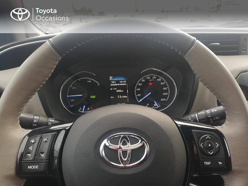 Photo 13 de l'offre de TOYOTA Yaris 100h Collection 5p à 13990€ chez Rizzon Auto - Toyota St Brieuc