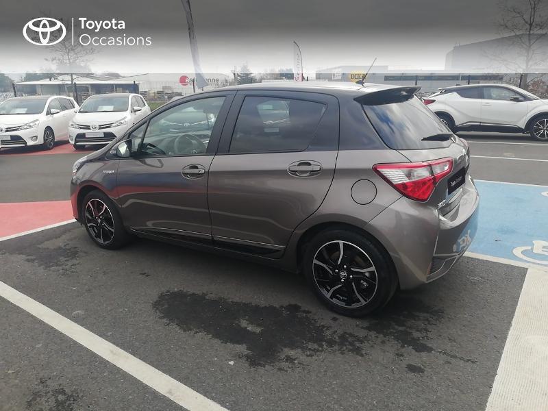 Photo 26 de l'offre de TOYOTA Yaris 100h Collection 5p à 13990€ chez Rizzon Auto - Toyota St Brieuc