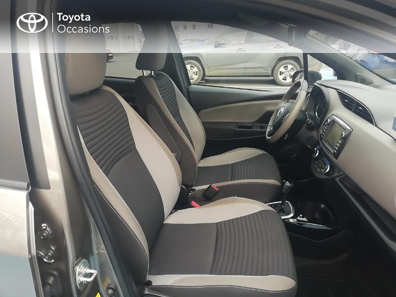 Photo 6 de l'offre de TOYOTA Yaris 100h Collection 5p à 13990€ chez Rizzon Auto - Toyota St Brieuc
