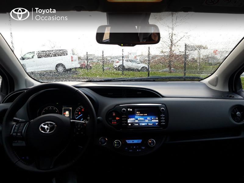 Photo 8 de l'offre de TOYOTA Yaris 110 VVT-i Ultimate 5p à 13890€ chez Rizzon Auto - Toyota St Brieuc