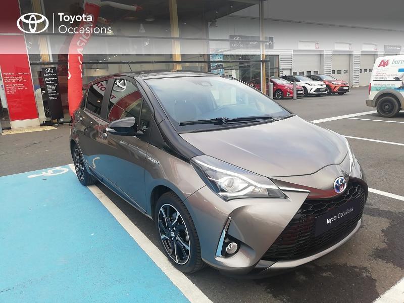 Photo 19 de l'offre de TOYOTA Yaris 100h Collection 5p à 13990€ chez Rizzon Auto - Toyota St Brieuc