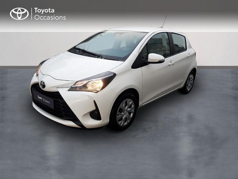 Photo 1 de l'offre de TOYOTA Yaris 110 VVT-i Ultimate 5p à 13890€ chez Rizzon Auto - Toyota St Brieuc