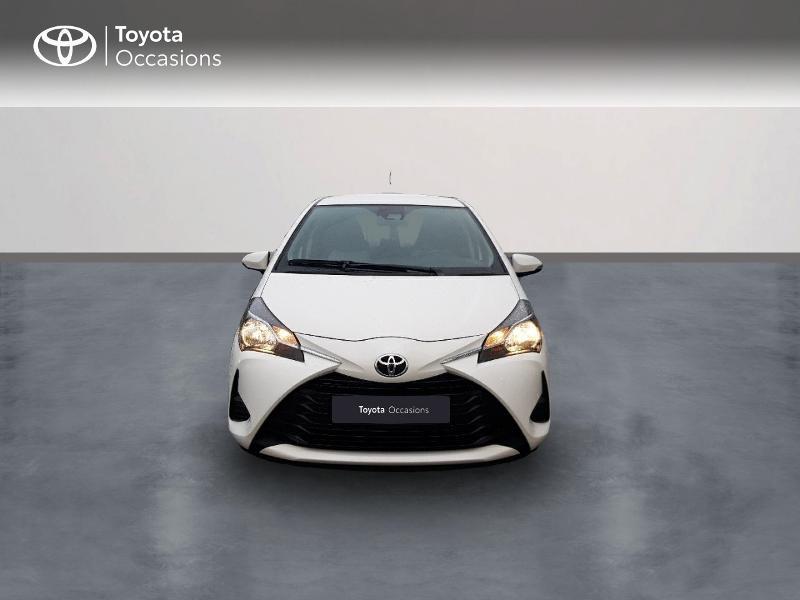Photo 5 de l'offre de TOYOTA Yaris 110 VVT-i Ultimate 5p à 13890€ chez Rizzon Auto - Toyota St Brieuc