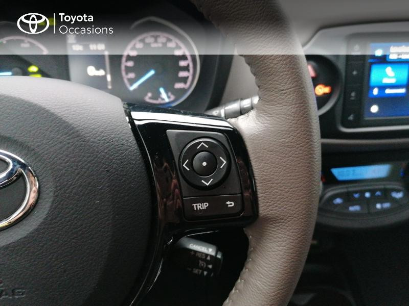 Photo 13 de l'offre de TOYOTA Yaris 100h Collection 5p MY19 à 16890€ chez Rizzon Auto - Toyota St Brieuc