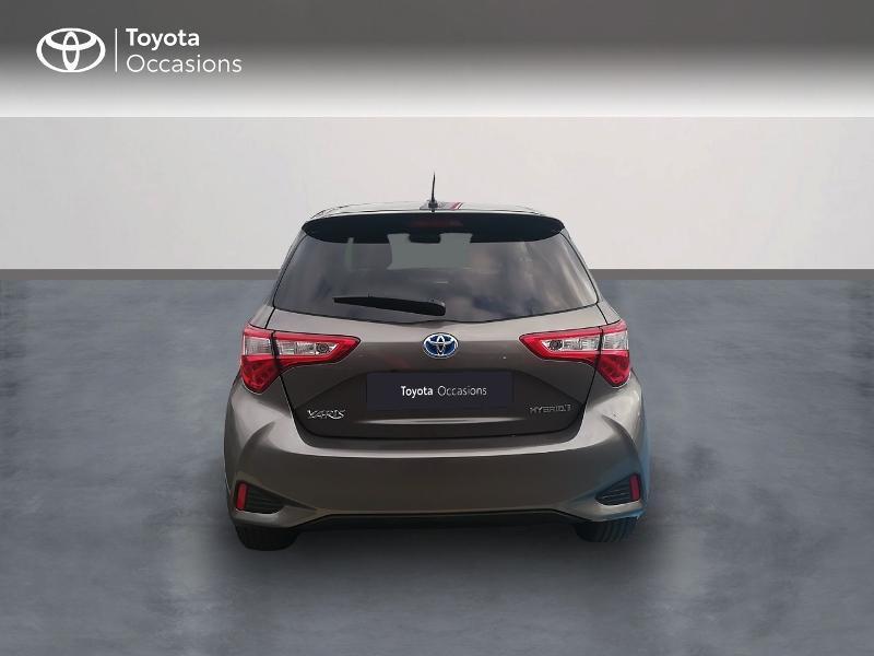 Photo 4 de l'offre de TOYOTA Yaris 100h Collection 5p à 13990€ chez Rizzon Auto - Toyota St Brieuc
