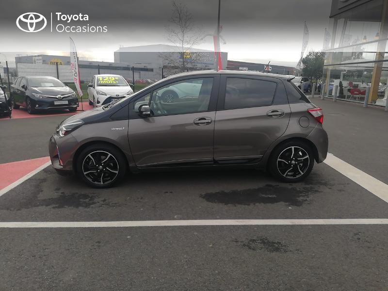 Photo 27 de l'offre de TOYOTA Yaris 100h Collection 5p à 13990€ chez Rizzon Auto - Toyota St Brieuc