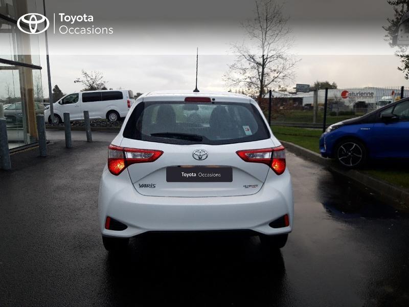 Photo 27 de l'offre de TOYOTA Yaris 110 VVT-i Ultimate 5p à 13890€ chez Rizzon Auto - Toyota St Brieuc