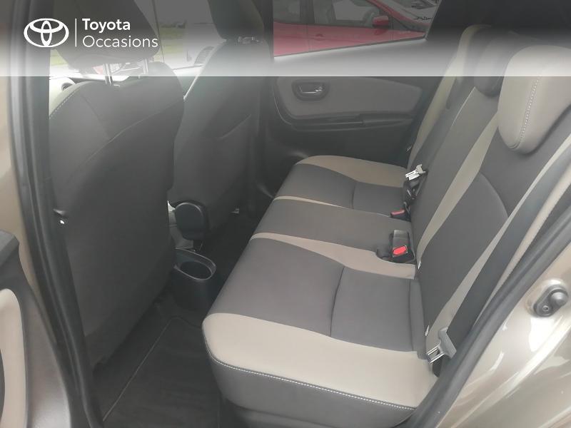 Photo 12 de l'offre de TOYOTA Yaris 100h Collection 5p à 13990€ chez Rizzon Auto - Toyota St Brieuc