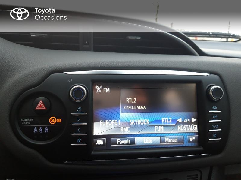Photo 15 de l'offre de TOYOTA Yaris 110 VVT-i Ultimate 5p à 13890€ chez Rizzon Auto - Toyota St Brieuc