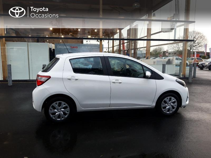 Photo 17 de l'offre de TOYOTA Yaris 110 VVT-i Ultimate 5p à 13890€ chez Rizzon Auto - Toyota St Brieuc
