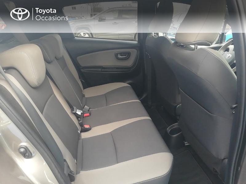 Photo 7 de l'offre de TOYOTA Yaris 100h Collection 5p à 13990€ chez Rizzon Auto - Toyota St Brieuc