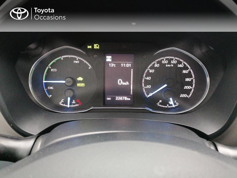 Photo 14 de l'offre de TOYOTA Yaris 100h Collection 5p MY19 à 16890€ chez Rizzon Auto - Toyota St Brieuc