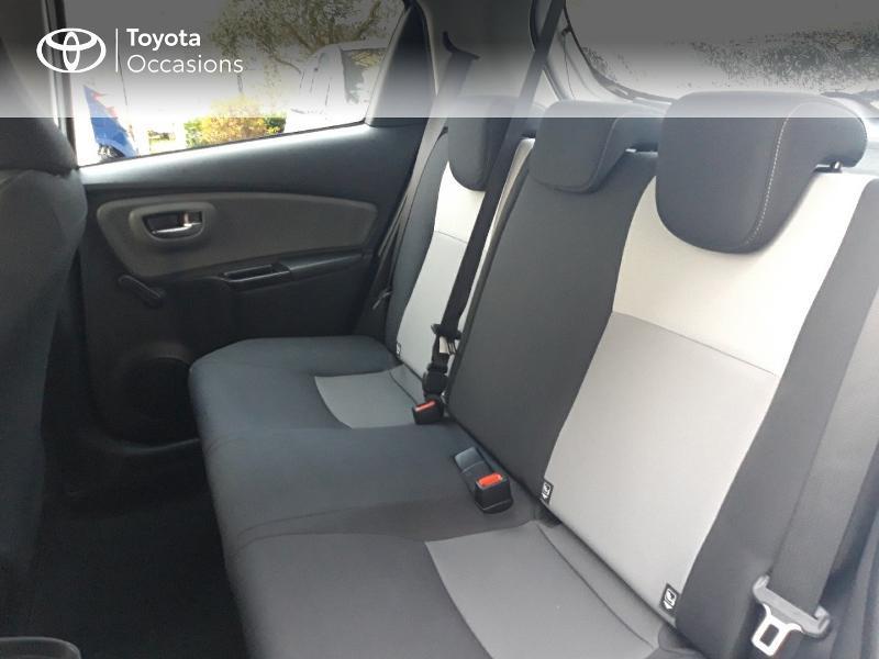 Photo 12 de l'offre de TOYOTA Yaris 110 VVT-i Ultimate 5p à 13890€ chez Rizzon Auto - Toyota St Brieuc