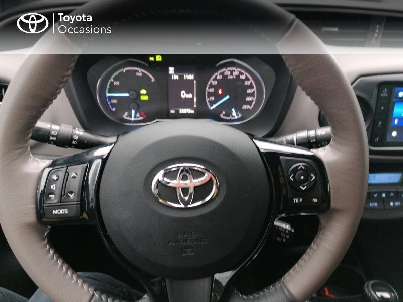 Photo 9 de l'offre de TOYOTA Yaris 100h Collection 5p MY19 à 16890€ chez Rizzon Auto - Toyota St Brieuc