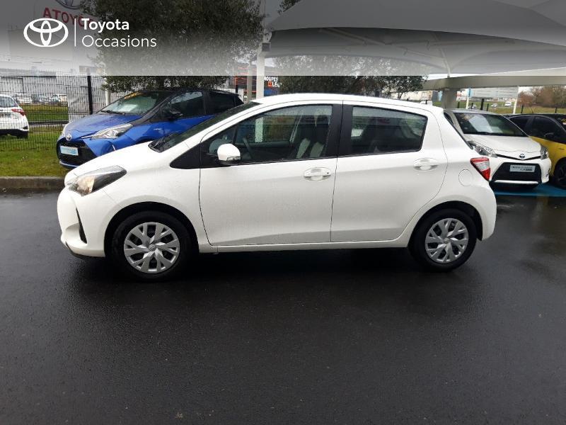 Photo 26 de l'offre de TOYOTA Yaris 110 VVT-i Ultimate 5p à 13890€ chez Rizzon Auto - Toyota St Brieuc