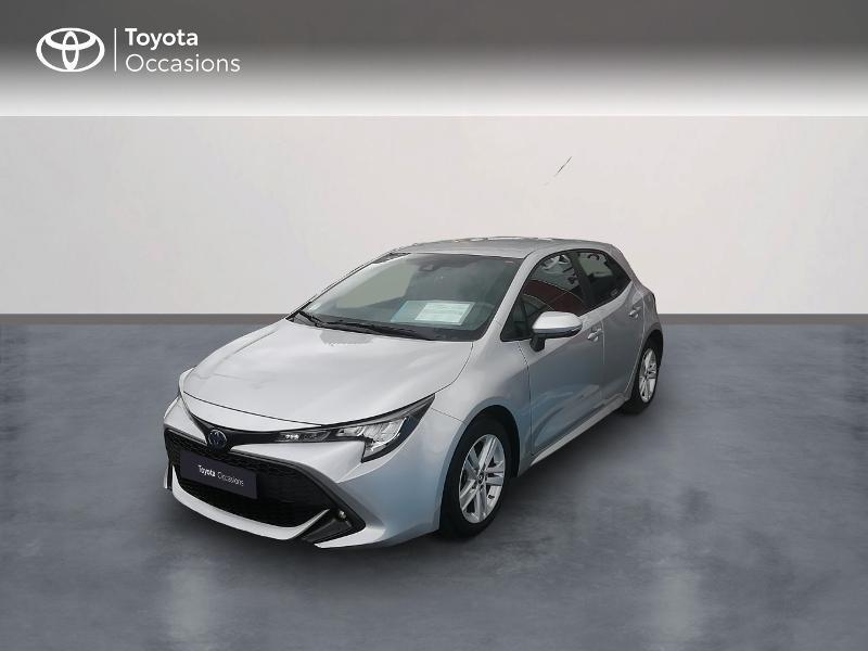 Toyota Corolla 122h Dynamic Business Hybride GRIS ALUMINI Occasion à vendre