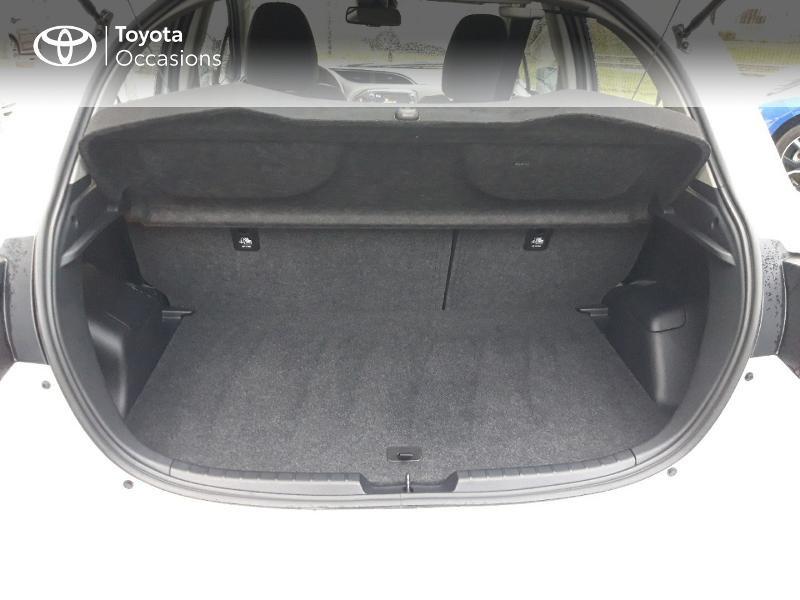 Photo 10 de l'offre de TOYOTA Yaris 110 VVT-i Ultimate 5p à 13890€ chez Rizzon Auto - Toyota St Brieuc