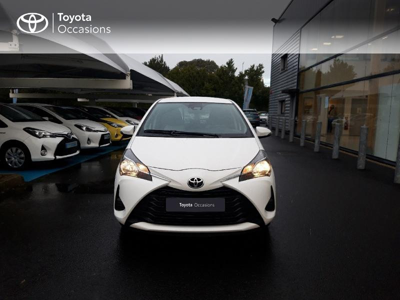 Photo 28 de l'offre de TOYOTA Yaris 110 VVT-i Ultimate 5p à 13890€ chez Rizzon Auto - Toyota St Brieuc